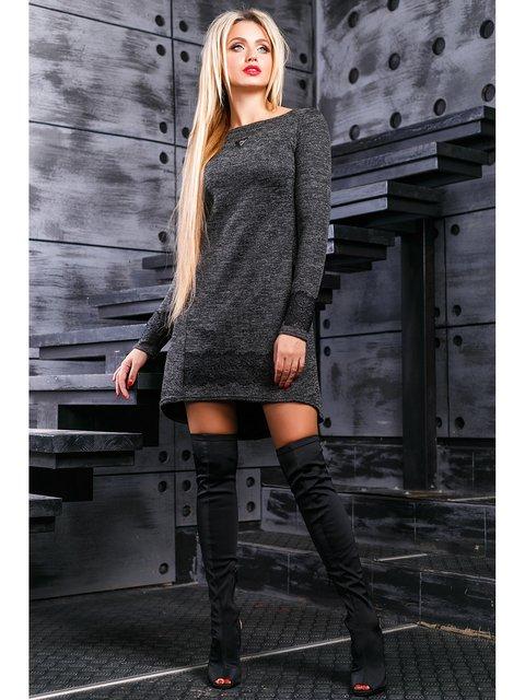 Платье черное Seventeen 3664302