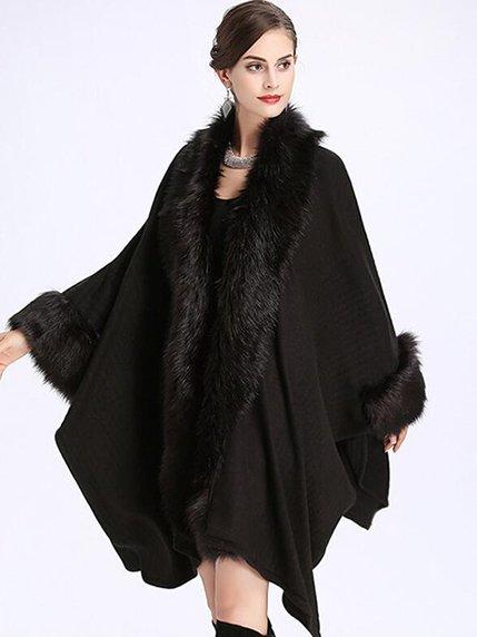 Пальто чорне Maxmore 3666368