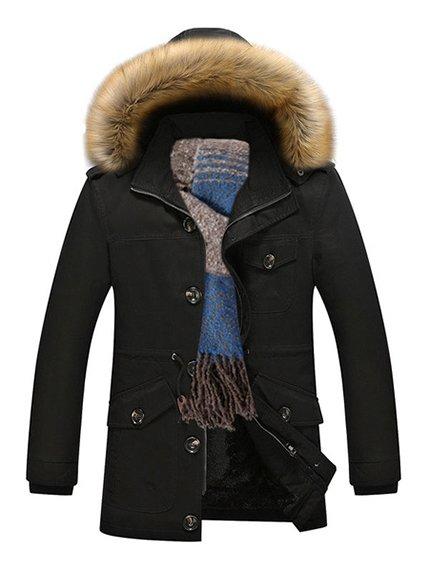 Куртка черная Maxmore 3666665