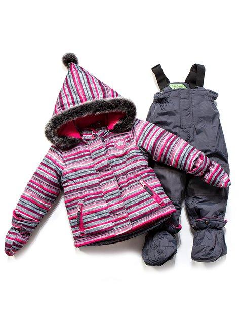 Комплект: куртка и полукомбинезон Peluche & Tartine 3670918