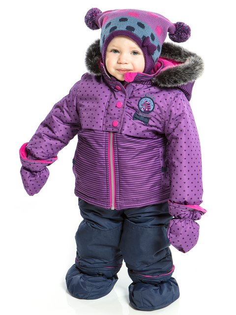 Комплект: куртка и полукомбинезон Peluche & Tartine 3670920