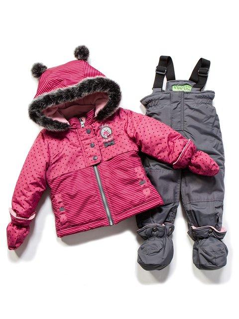 Комплект: куртка и полукомбинезон Peluche & Tartine 3670921