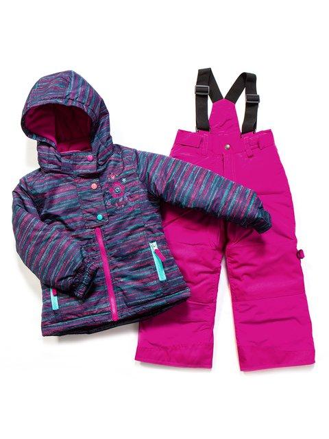 Комплект: куртка та напівкомбінезон Peluche & Tartine 3670934