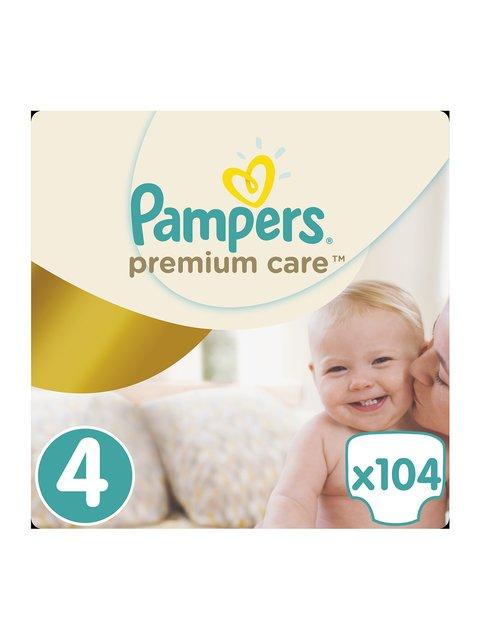 Підгузки Premium Care - розмір 4 (Maxi) 8-14 кг (104 шт.) Pampers 3670174
