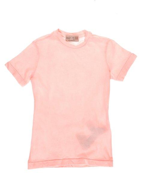 Футболка розовая Zara Kids 3601653