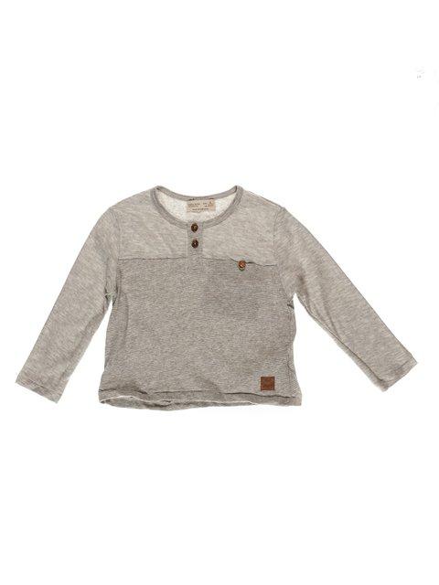 Джемпер сірий Zara Kids 3604952