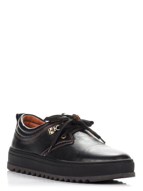 Туфли черные Konors 3673318