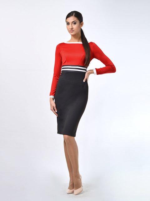 Платье двухцветное AGATA WEBERS 3673974