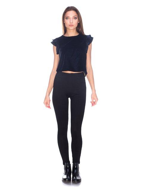 Легінси чорні Zara 3604235