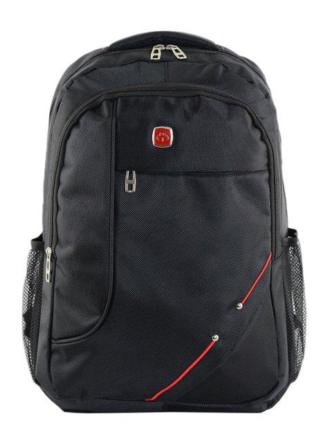 Рюкзак чорний Traum 3675751