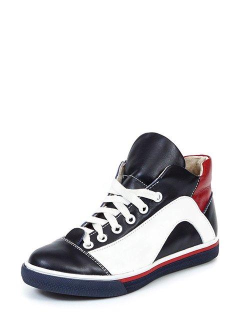 Кроссовки черно-синие Tops 3678714