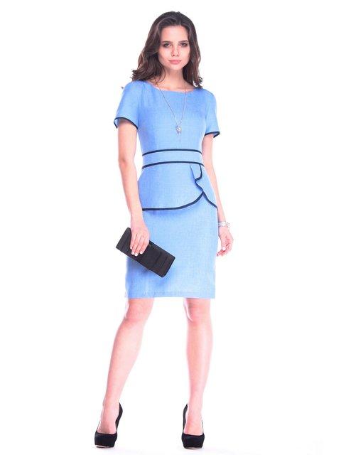 Сукня блакитна Laura Bettini 3678769