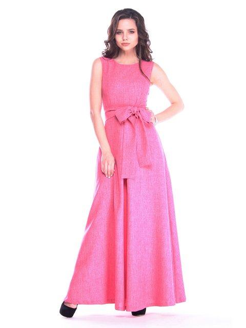 Платье розовое Maurini 3678930