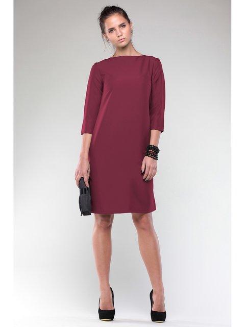 Платье сливовое Maurini 3678954