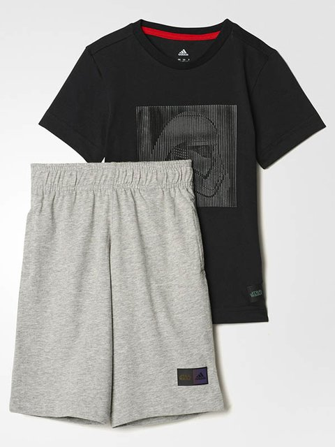 Костюм спортивний: футболка та шорти Adidas 3502769