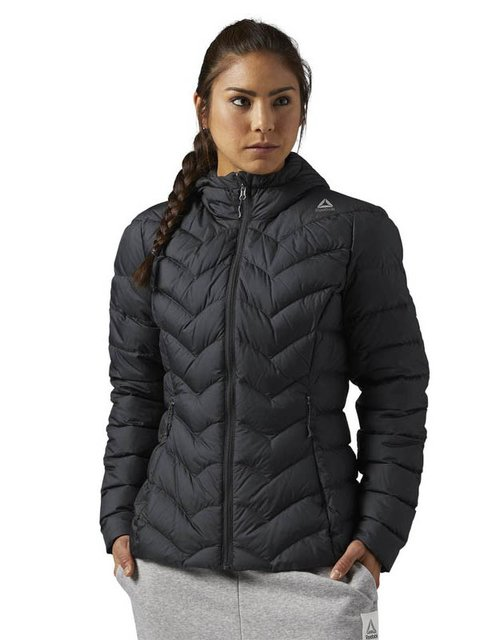 Куртка черная Reebok 3522824