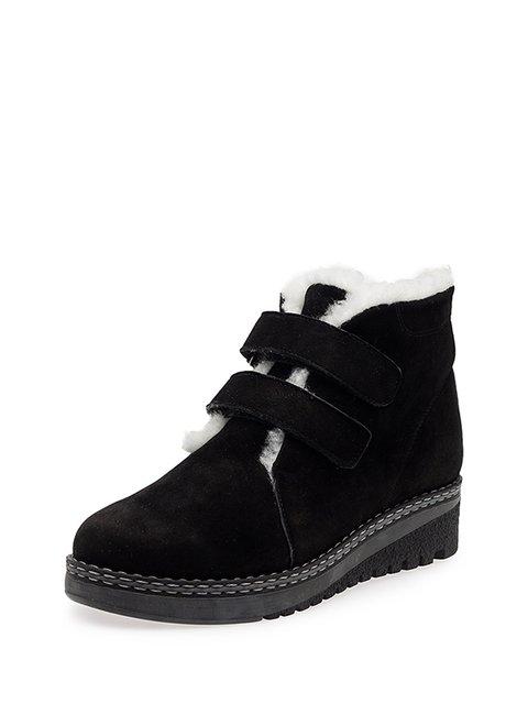 Ботинки черные Tops 3674001