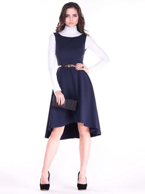 Сукня темно-синя Dioni 3686920