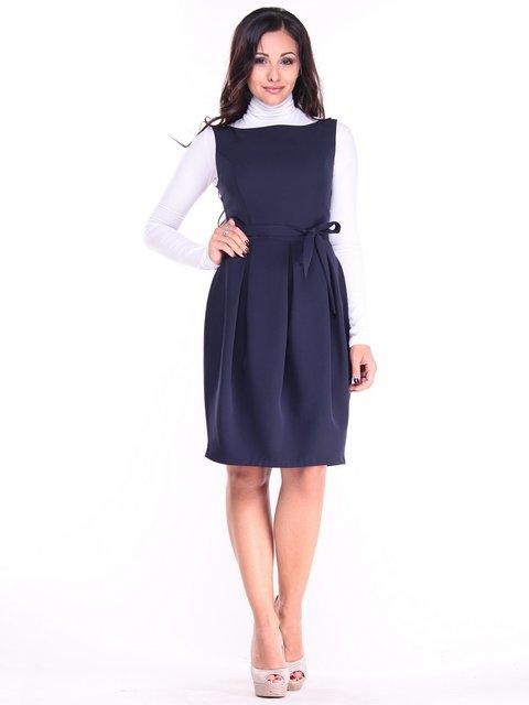 Сукня темно-синя Dioni 3686930
