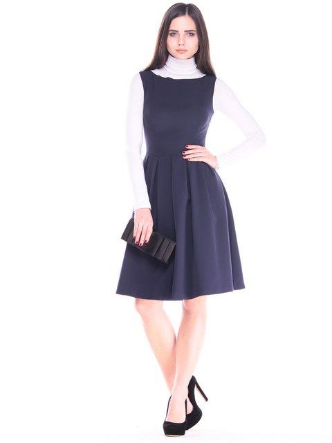 Платье темно-синее Dioni 3686938