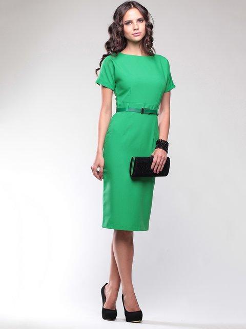 Сукня зелена Dioni 3687879