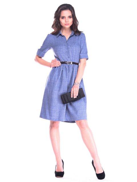 Платье цвета джинс Dioni 3687909