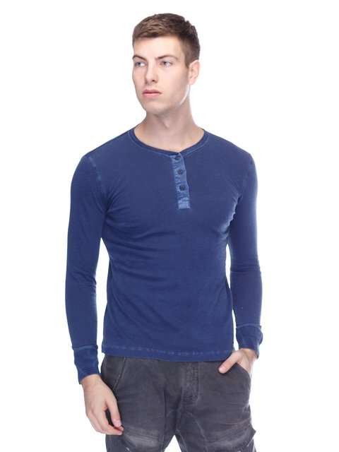 Лонгслів синій Gant 1893944