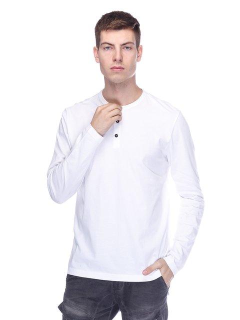 Лонгслив белый Brax 2605413