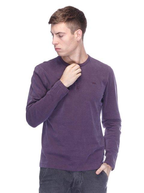Лонгслив фиолетовый Brax 1893623