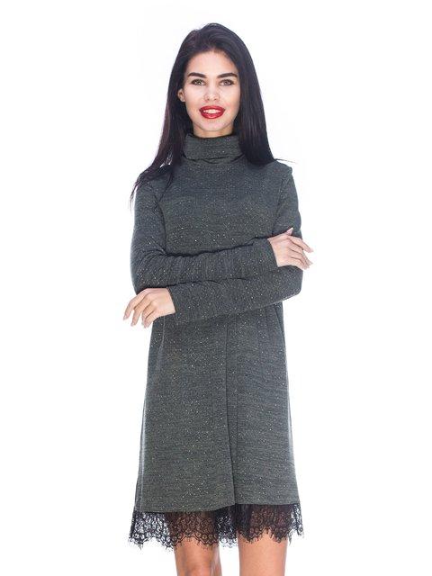 Сукня зеленого кольору Atelier private 3657002