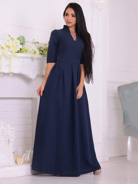 Платье темно-синее Laura Bettini 3692750