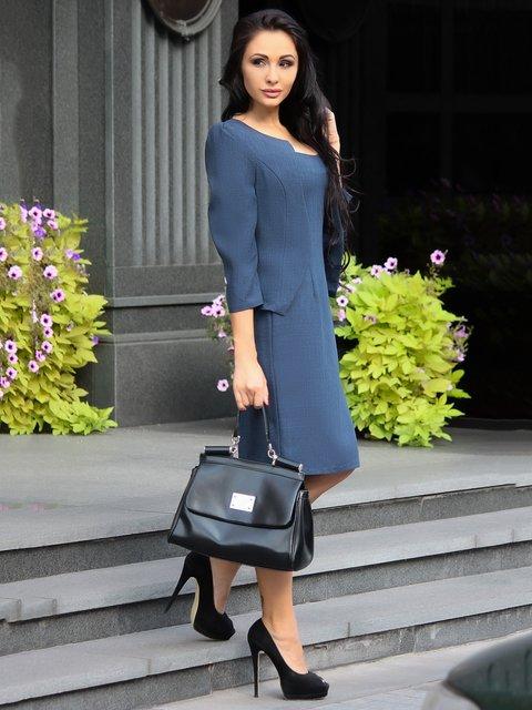 Комплект: платье и жакет Laura Bettini 3692754