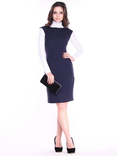 Сукня темно-синя Maurini 3692805