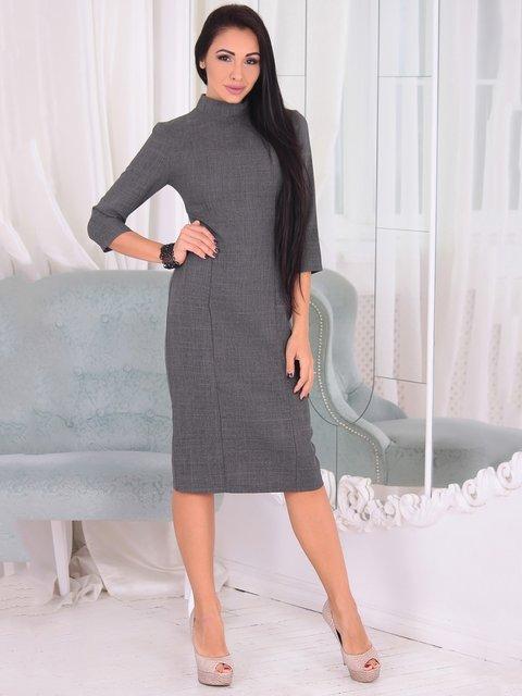 Сукня графітова Rebecca Tatti 3692965