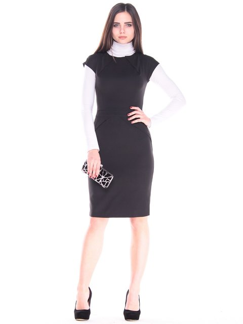 Сукня чорна Rebecca Tatti 3692966