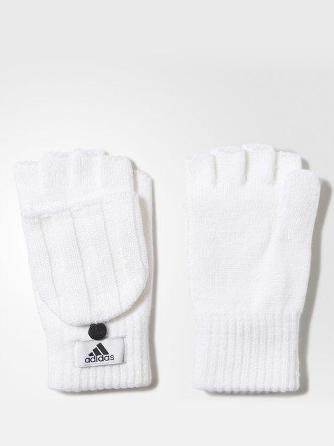 Рукавички білі Adidas 3694679