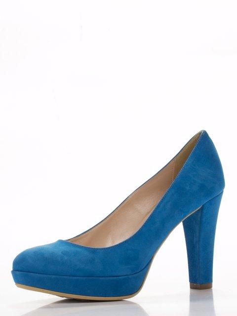 Туфли синие Tipe Tacchi 3665185