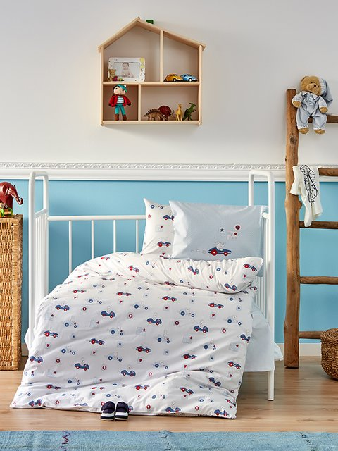 Комплект постельного белья для младенцев Karaca Home 3697776