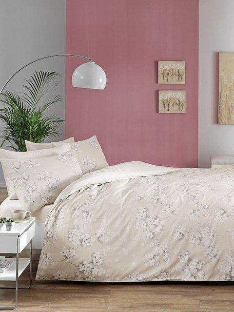 Комплект постільної білизни двоспальний (євро) TAC 3697869
