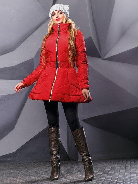 Куртка червона Seventeen 3664348