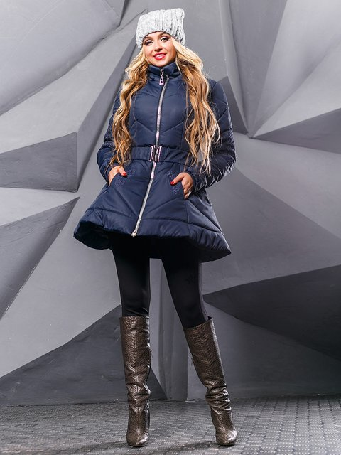 Куртка синя Seventeen 3664354