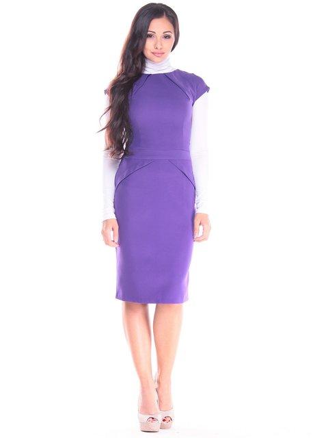 Платье фиолетовое Rebecca Tatti 3692968