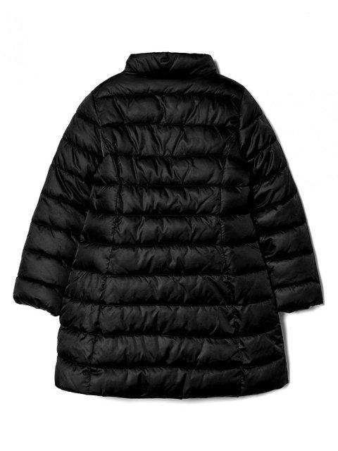 Куртка чорна Benetton 3699398