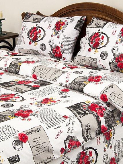 Комплект постельного белья семейный LOTUS 2087478