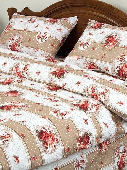 Комплект постельного белья двуспальный LOTUS 3421921