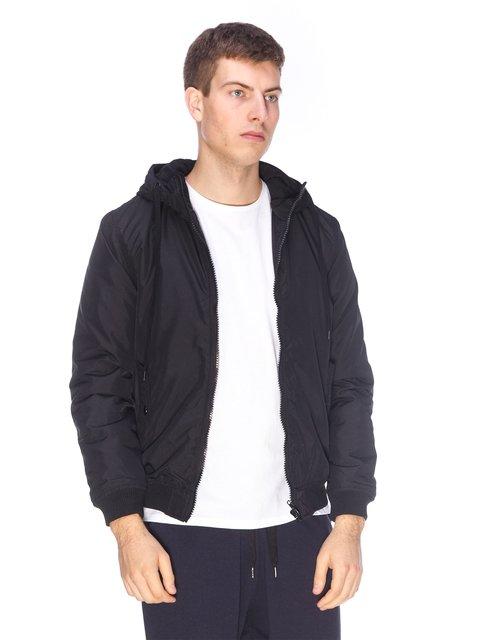 Куртка черная Piazza Italia 3602551