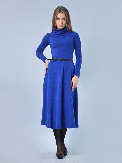 Платье цвета электрик LILA KASS 3705403