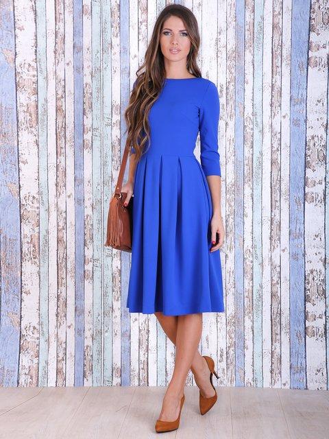 Сукня синя Jet 3705678
