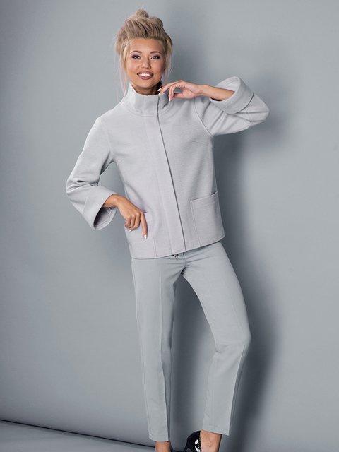 Куртка серая Lesya 3551901