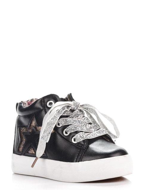 Ботинки черные Piazza Italia 3602582